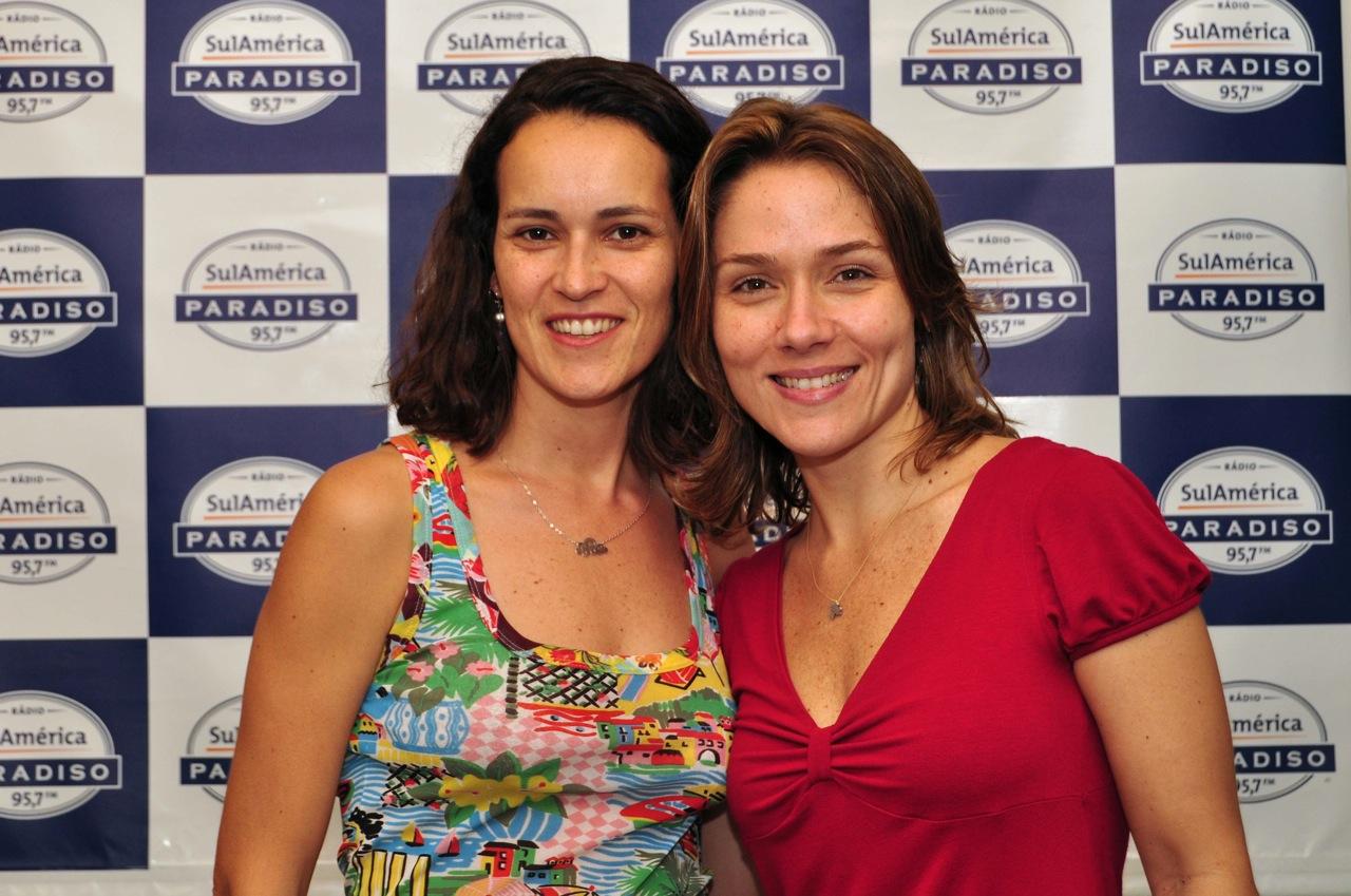 Rita e Isabella Saes